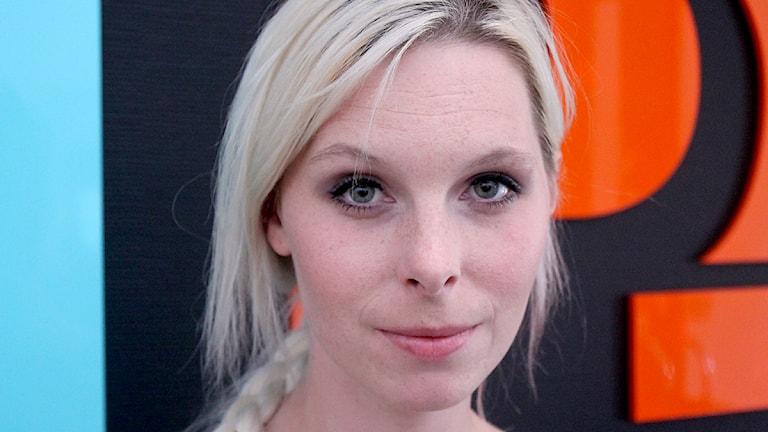 Hanna Wigh Foto: Marie Schnell / P4 Skaraborg Sveriges Radio
