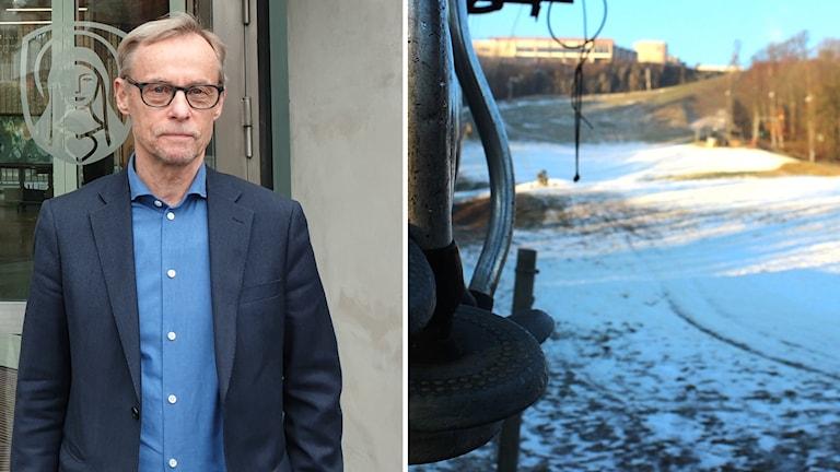 Ingemar Linusson Billingeprojektet Hållsdammen