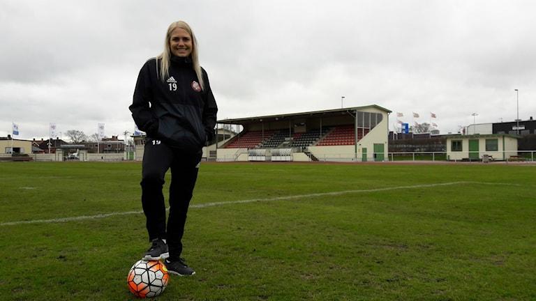 Caroline Berling Lidköpings FK