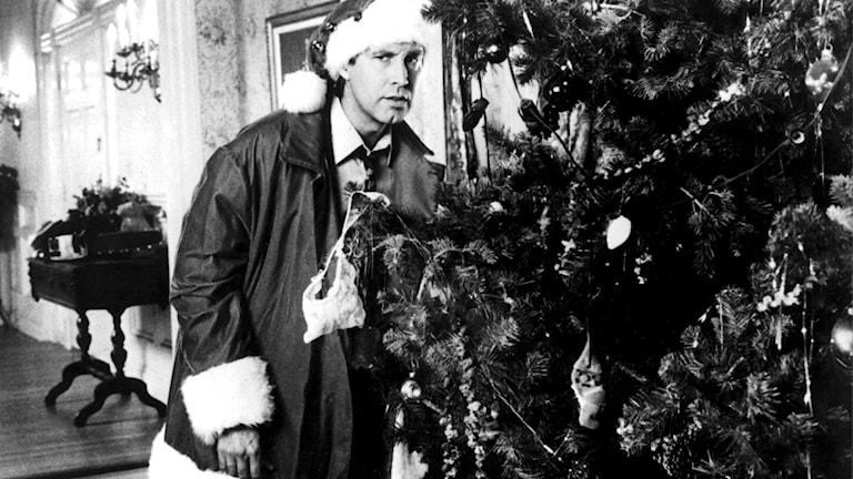 Stillbild ur Päron till farsan firar jul