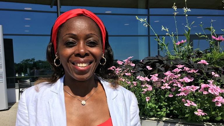 Christine Nkulikiyinka ambassadör Rwanda