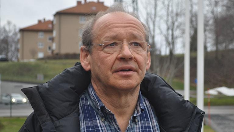 Psykiatriker Håkan Andersson