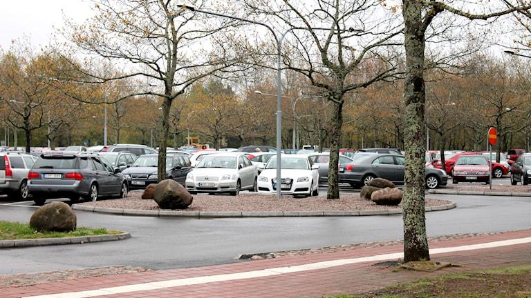 Parkering KSS Skövde