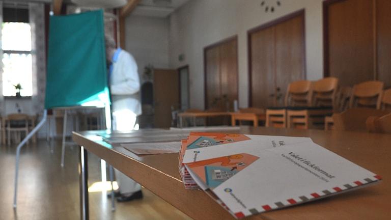 Snart är det dags igen och i Tidaholm vill alla som P4 Skaraborg pratat med gå till valurnorna den 22 mars. Foto: Mary Chitgar/P4 Skaraborg