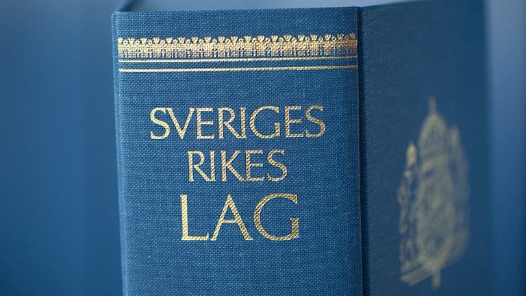 Sveriges Rikes Lag. Foto: Fredrik Sandberg / TT