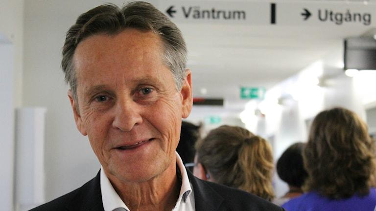 Lars Johansson, sjukhusdirektör Skaraborgs sjukhus