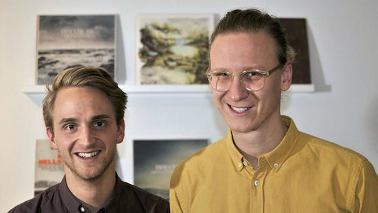 Christian Bremer och Erik Ohlson