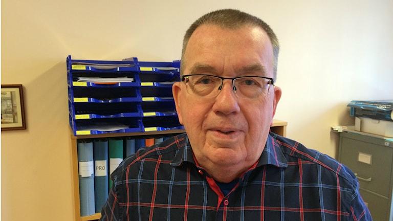 Bengt Sjökvist är upprörd.