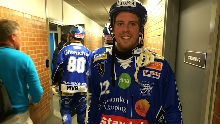 Martin Andreasson. Foto: Andreas Johnson.
