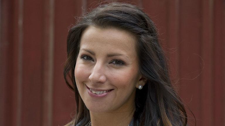 Sonja Aldén är på kyrkoturné i julens tecken.