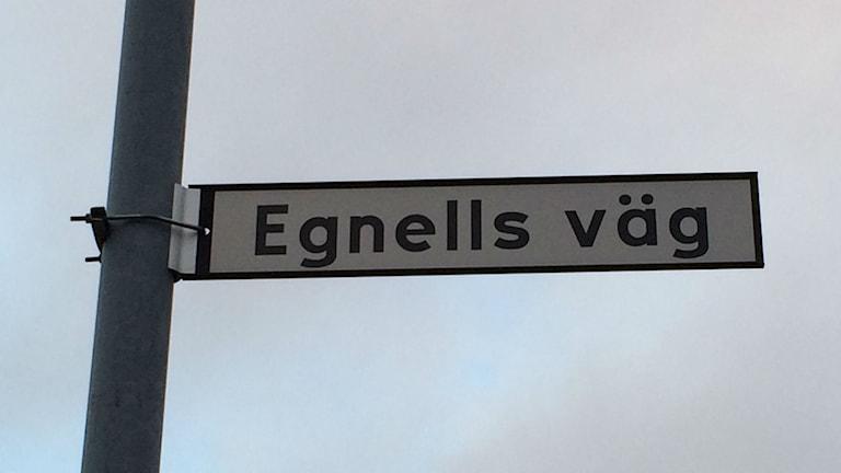 Egnells väg