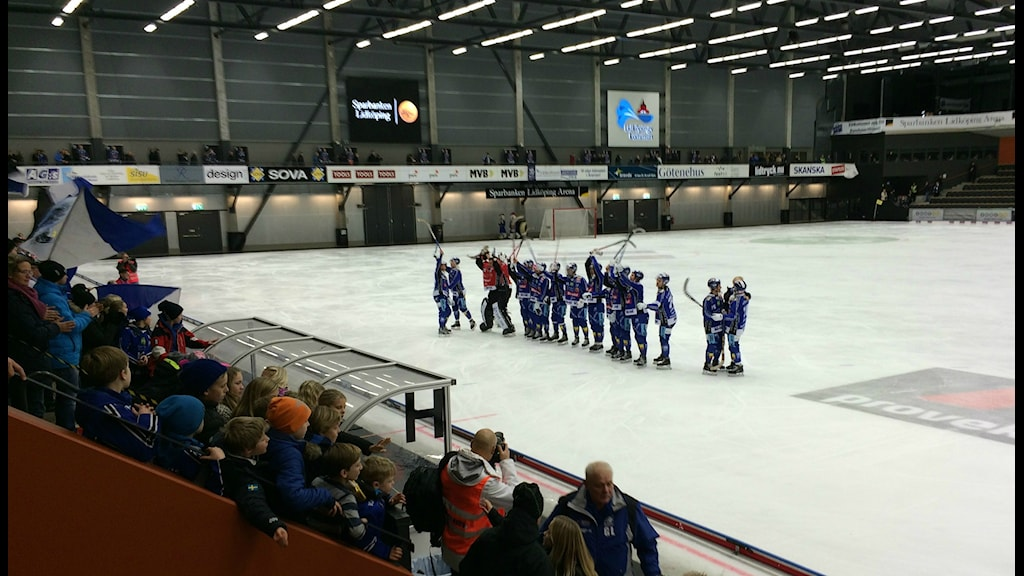 Villa Lidköping vann