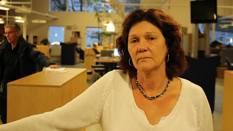 Elisabeth Hätting, Kvinnohuset Skövde