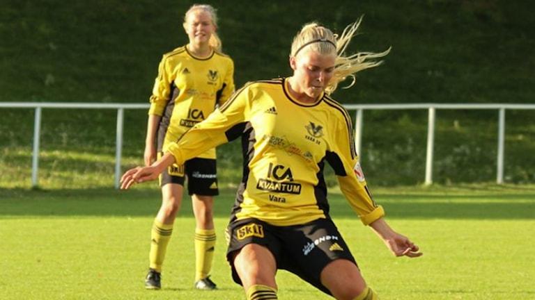 Sofia Hagman från Vara är FC Rosengårds senaste förvärv.