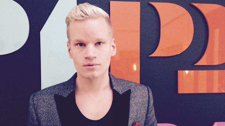 Alex Alexander. Foto: Camilla Milton / P4 Skaraborg Sveriges Radio
