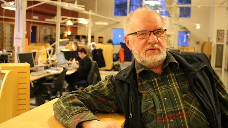Hans Lundmark, Hela Sverige ska leva