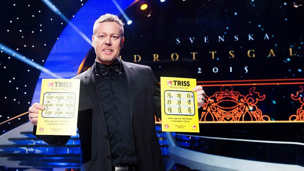 Magnus Davidsson har höjt sin månadslön ordentligt. Foto: Johanna Lundberg / Bildbyrån