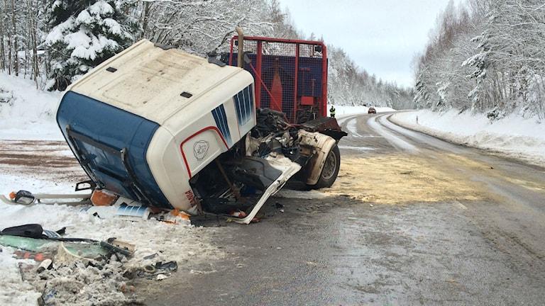 Olycka Lidköping