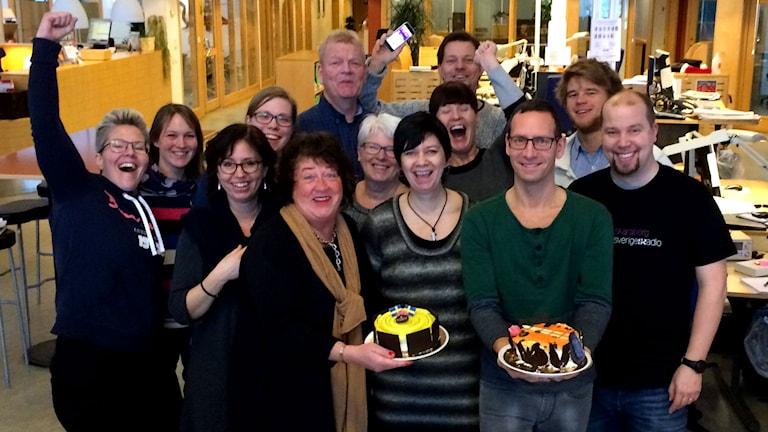 P4 Skaraborg firar