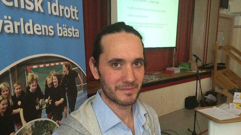 John Dohlsten är idrottsvetare vid Göteborgs universitet.