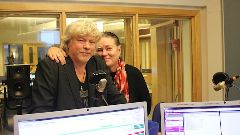 Peter och Maria Robsahm.