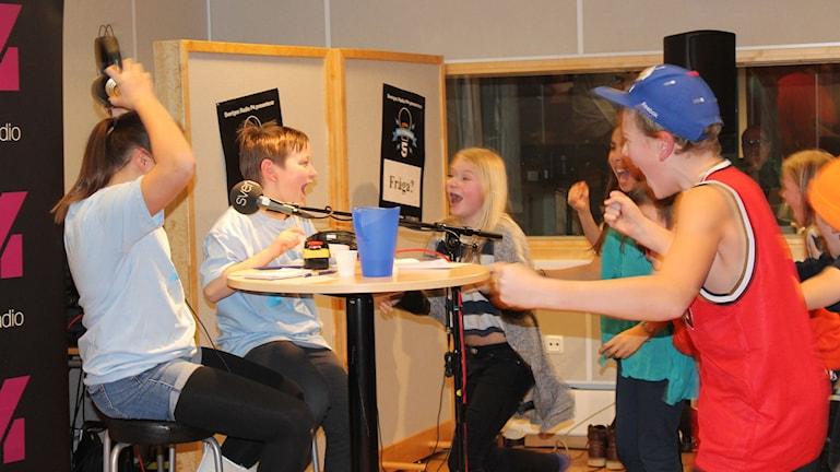 Forsenskolan vinnare av Skaraborgsfinalen