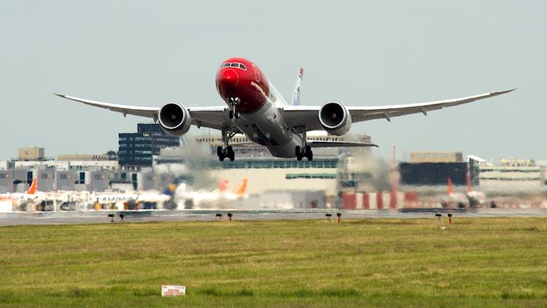 Boeing 787 Dreamliner drogs med en del inkörningsproblem när den togs i bruk. Foto: David Dyson /Norweigan