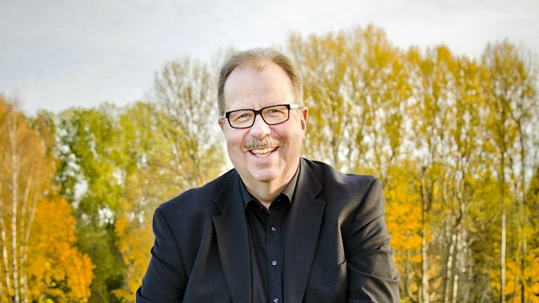 Beteendevetaren Tomas Andersson är expert på stress.