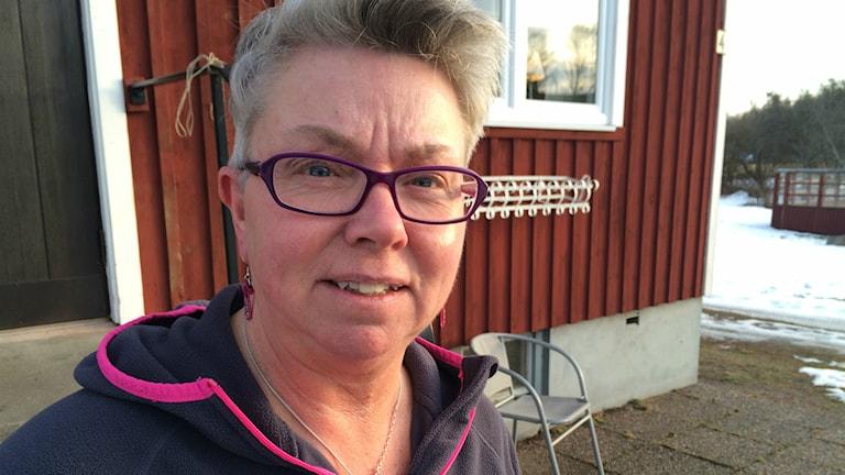 Carina Mogren är undersköterska från Skövde.