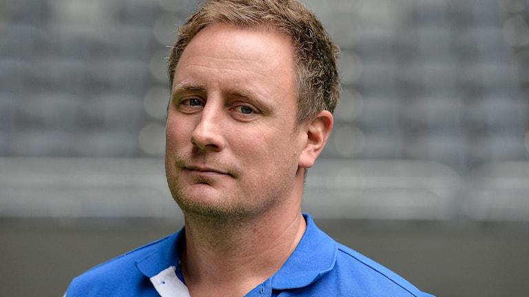 Johan Sixtensson Foto: Anders Wiklund / TT