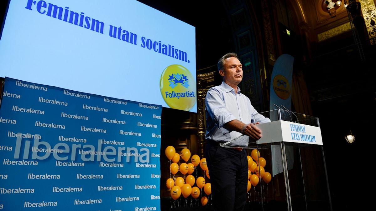 Jan Björklund. Foto: Foto: Pontus Lundahl