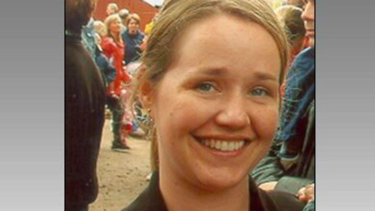 Ulrica dödades av sin sambo 2004 Foto: Privat/polisen