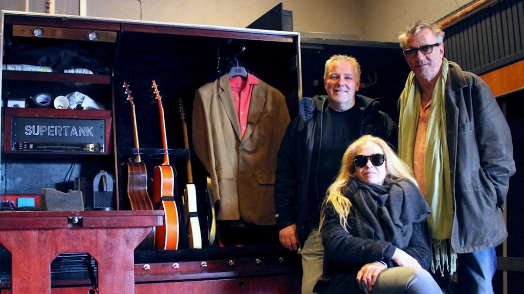 Trio på Stadsteatern