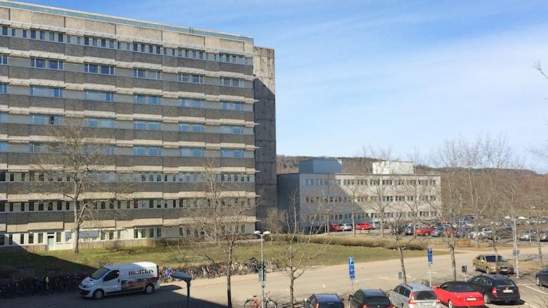 Skaraborgs sjukhus Skövde. Foto: Mats Öfwerström / Sveriges Radio