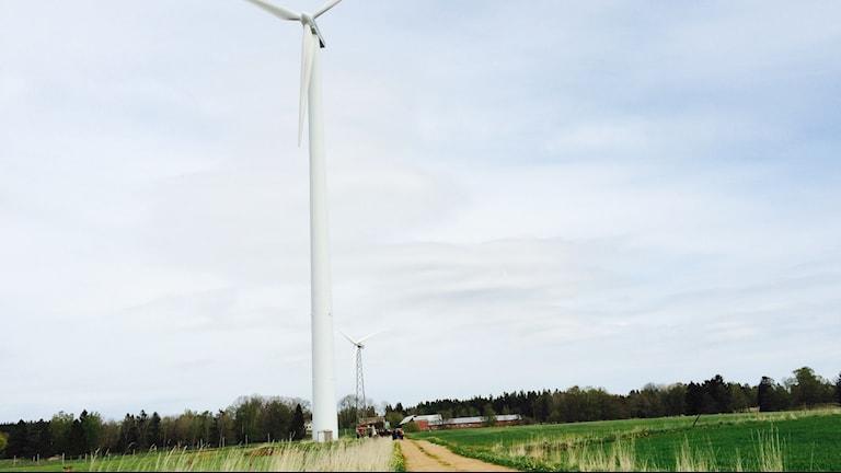 Vindkraftverk Lundsbrunn