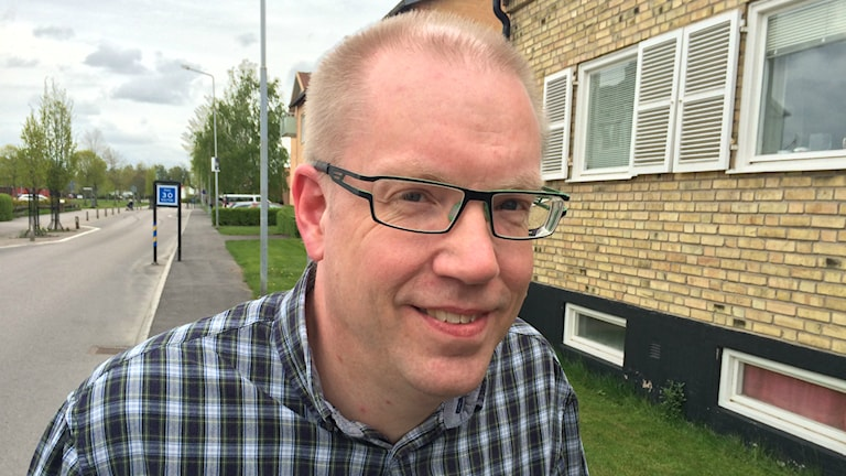 Carl-Uno Olsson är ordförande i bildningsnämnden i Vara.