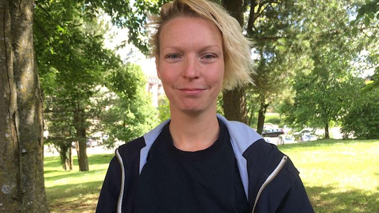 Elisabeth Enroth vid Livräddarna Skövde vet hur snabbt en drunkning kan gå