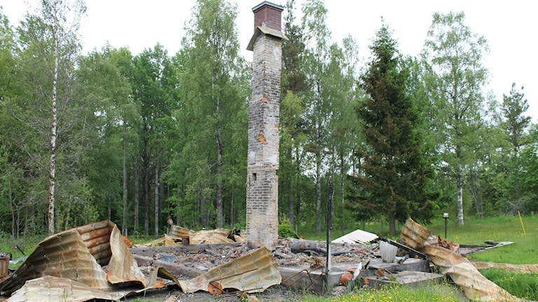 Hökensås. Foto: Annelie Hüllert-Storm/Sveriges Radio