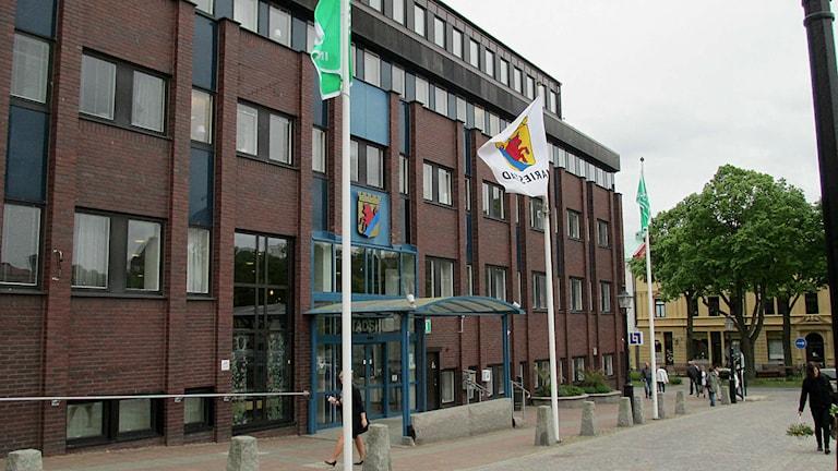 Mariestads kommunhus