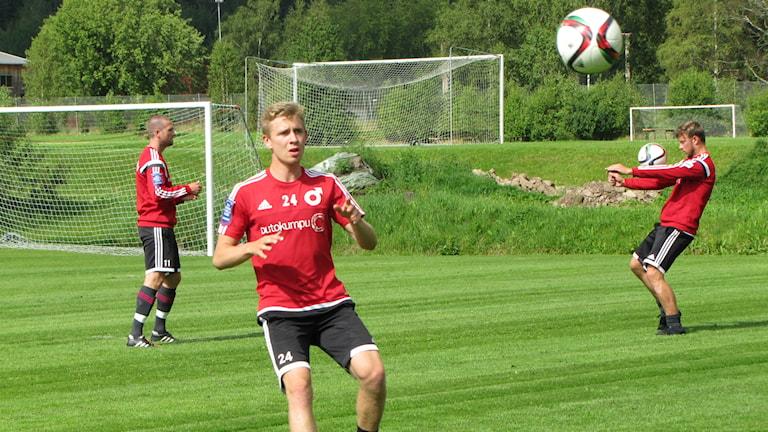 Ludvig Fritzson har gjort succé under sina två säsonger i Degerfors och får nu chansen i allsvenskan den kommande säsongen.