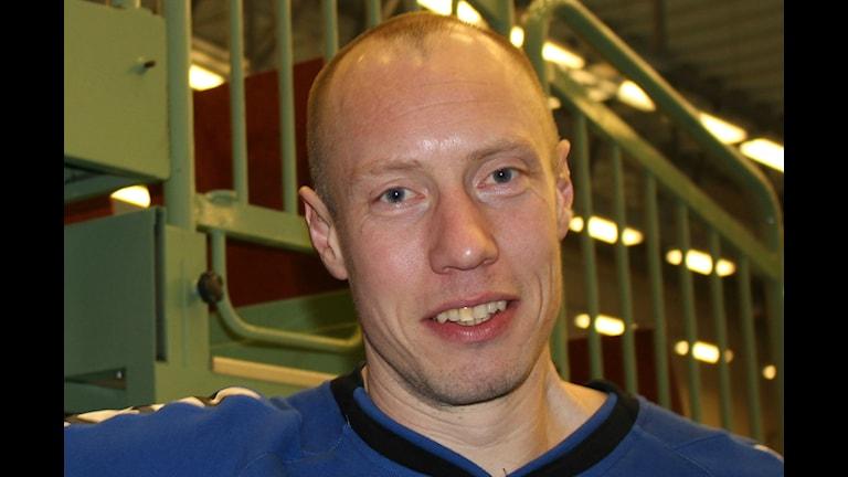 Robert Lechte, målvakt i IFK Skövde.