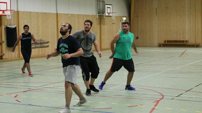 Ny basketförening Töreboda