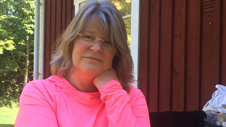 Ingrid Wikström behandlades för bröstcancer 2008.