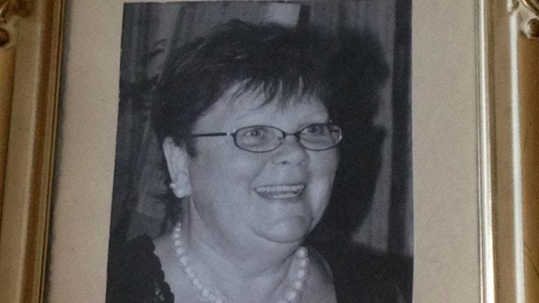 Agnetha Karlsson avled på Skaraborgs sjukhus