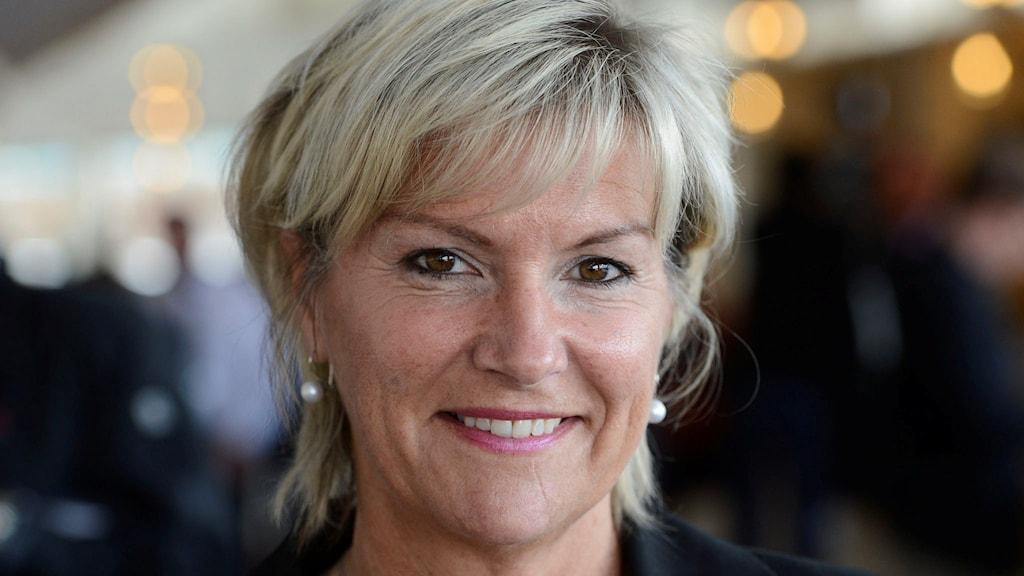 Annika Eclund, KD.