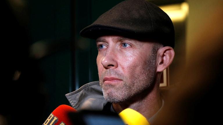 Vice chefsåklagare Lars-Göran Wennerholm. Foto: Adam Ihse/TT