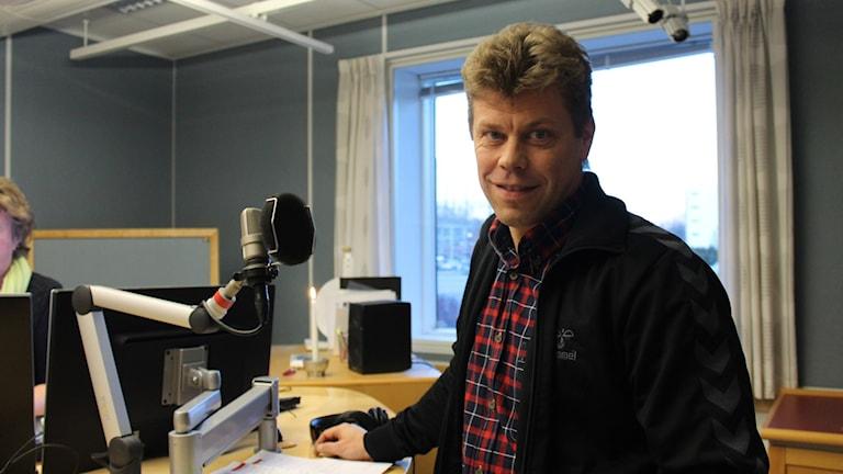 Magnus Södervall från Sisu Västergötland