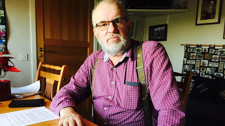 Hasse Lundmark är orolig över de nya kraven på vårdcentraler.