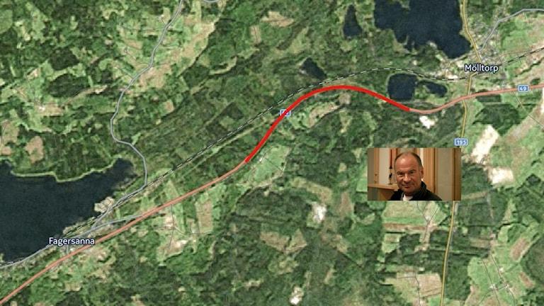 Någonstans i superkurvans slut, där bor minsann Lasse Holm.