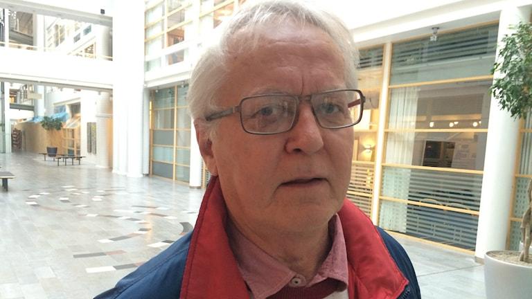 Håkan Hendeby är HR-förhandlare i Skövde kommun.